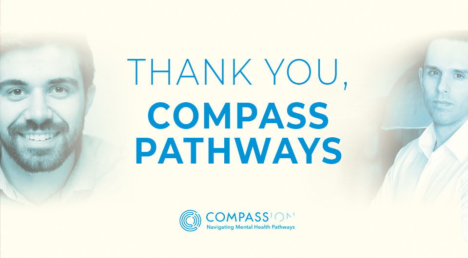 Compass Pathways to Acquire BPS