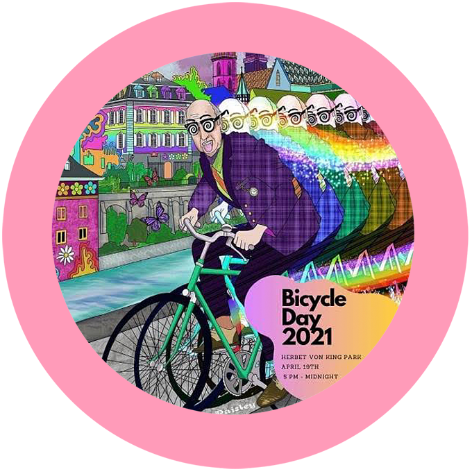 Bicycle Day Event